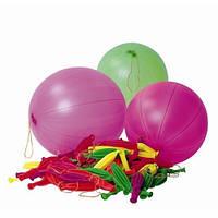 Воздушный шар арбуз стандарт ассорти, 25 шт. 864