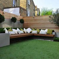 Скамья-диван для улицы