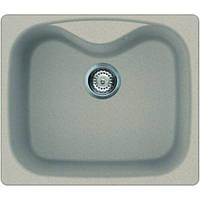 Кухонная мойка из искусственного камня  ELLECI FOX 200 avena 51 цвет серый гранит