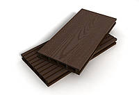 Террасная доска Сlassic (Латвия).Террасная доска из древесно полимерного композита, ДПК.