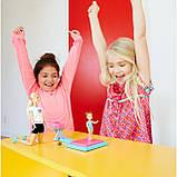 Кукла Барби гимнастка и её ученица, фото 3