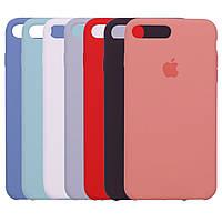 """Оригинальный силиконовый чехол для Apple iPhone 7 plus (5.5"""")"""