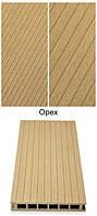 Террасная доска (Польша).Террасная доска из древесно полимерного композита, ДПК.