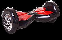 Красно-чёрный гироскутер Smart Balance lambo U6 - 8 LED