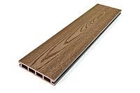 Террасная доска (Украина).Террасная доска из древесно полимерного композита, ДПК.