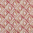 Декоративная ткань с геометрическим принтом, ромбик, фото 2