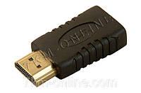 Переходник HDMI (папа) - mini HDMI (мама) DL-1361