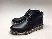 Мужские ботинки Tommy Hilfiger черные