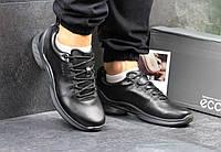 Мужские кроссовки Ecco Biom черные 2819