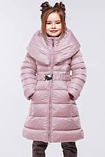 Длинное зимнее пальто без меха на  подростка Элисон нью вери (Nui Very) в Украине по низким ценам, фото 3
