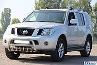Защита переднего бампера (кенгурятник)  Toyota Rav-4 2013+