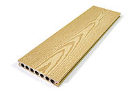 Террасная доска Тропик (Украина).Террасная доска из древесно полимерного композита, ДПК.