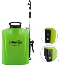 Опрыскиватель аккумуляторный GRUNHELM GHS-16 (16 л)