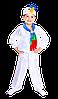 Снеговик карнавальный костюм детский