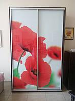 Шкаф-купе для спальни 1500х600х2400