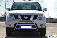 Защита переднего бампера (кенгурятник)  Mitsubishi ASX 2010-12