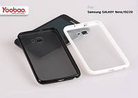 Чехол для Samsung Galaxy Note i9220 N7000 - Yoobao 2 in 1 Protect case