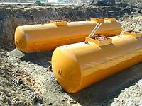 Резервуары для жидкостей и ГСМ (сертификат УкрСЕПРО)