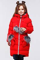 детское зимнее пальто с рукавичками Мелитта нью вери (Nui Very) в Украине по низким ценам