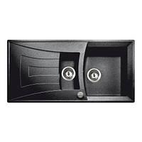 Кухонная мойка черная гранит TEKA UNIVERSO 60 B-GT 88320