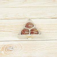 """Набор шоколадных конфет """"Вышиванка молочный"""" треугольник, фото 1"""