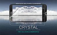 Защитная пленка Nillkin Crystal для Asus ZenFone Go (ZB452KG)