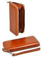 Кошелек ITA кожа Alessandro Paoli W38 orange