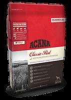 Acana Classic Red 11,4кг  - корм для взрослых собак (три вида мяса)