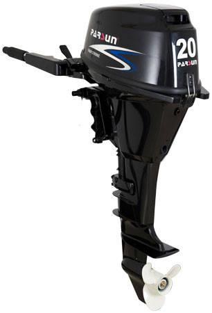 Лодочный мотор Parsun F20A BMS (20 л.с., 4-тактный)
