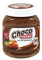 Шоколадно-ореховая паста Choco Nussa 400g