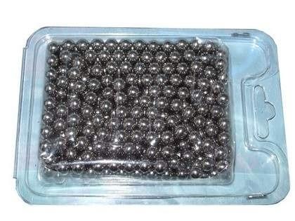 Шарики для арбалета / рогатки 8 мм - 50шт.