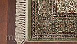 Килим класичний, оливковий килим, фото 4