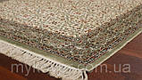 Килим класичний, оливковий килим, фото 5