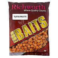 Бойлы Richworth Euro Baits New 1кг 20мм Tutti-Frutti