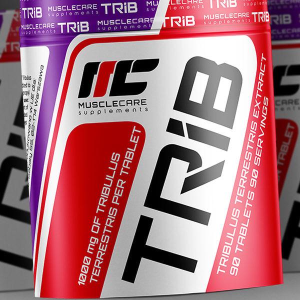 MuscleCare Trib 90tab маслкеар трибулус