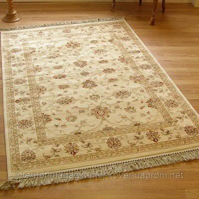 Бельгійський класичний килим з віскози в індійському стилі