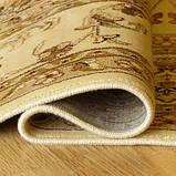 Бельгійський класичний килим з віскози в індійському стилі, фото 2