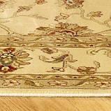 Бельгійський класичний килим з віскози в індійському стилі, фото 4