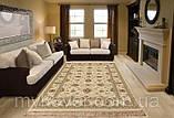 Бельгійський класичний килим з віскози в індійському стилі, фото 5