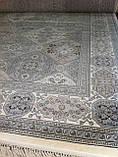 Класичні килими в сірому кольорі, фото 2