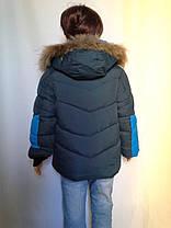 Куртка зимняя 2-5 лет, фото 3