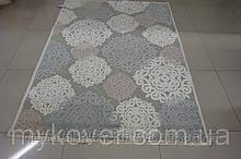 Килими натуральна віскоза, тонкі килими на кухню