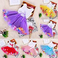 Детское праздничное платье  на девочку  от 2-5 лет