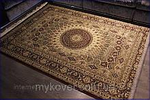Класичний бордовий іранський килим