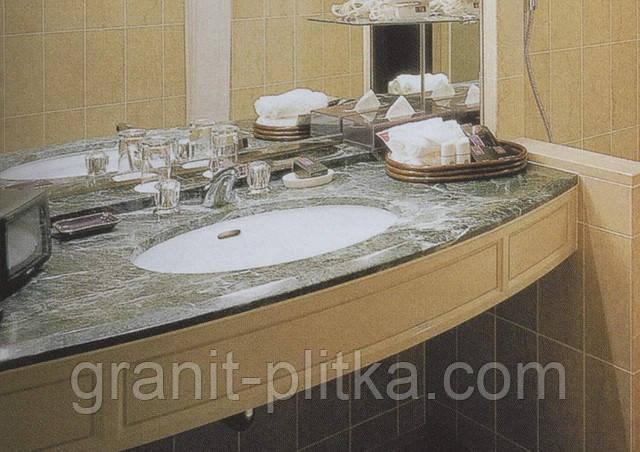 Ванні кімнати з мармуру в Києві Дніпропетровську Україні