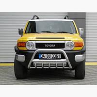Кенгурятники и дуги Toyota FJ Cruiser