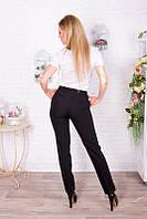 Женские брюки для офисного костюма