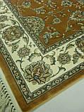 Класичні килими в коричневому кольорі, фото 3