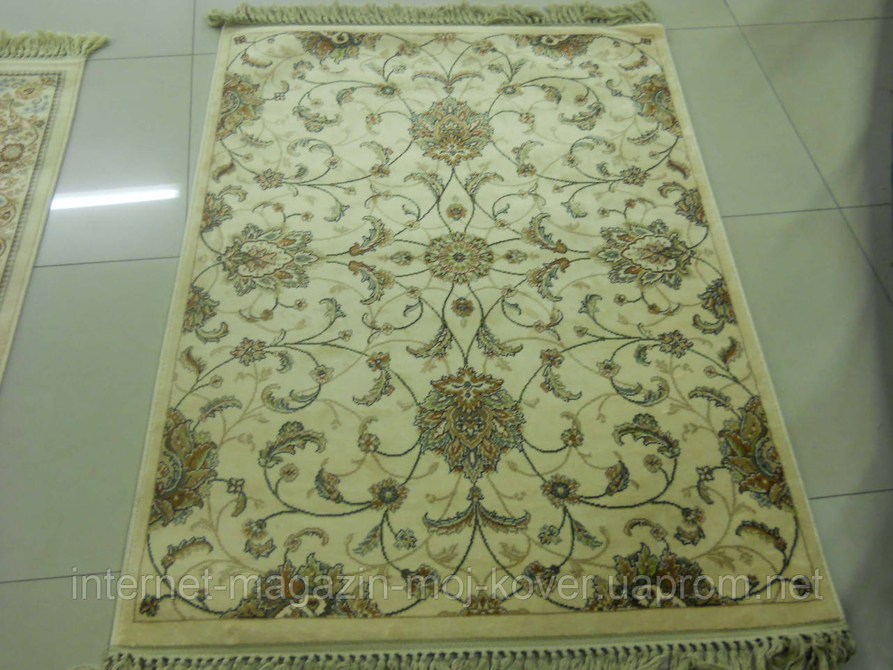 Купити килими бельгійські з віскози