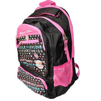 Ранцы, рюкзаки, сумки школьные для девочек Опт